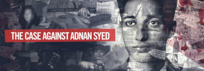 The Case Against Adnan Syed DVD