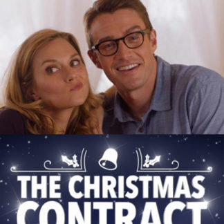 The Christmas Contract 2018 DVD
