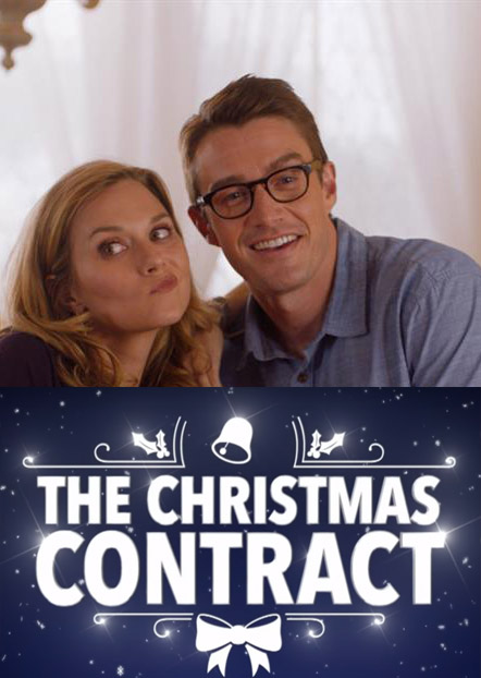 The Christmas Contract (2018) Starring Hilarie Burton, Robert Buckley