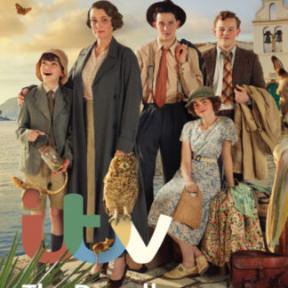 The Durrells Seasons 3 and 4 DVD