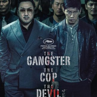 The Gangster, the Cop, the Devil (2019) DVD