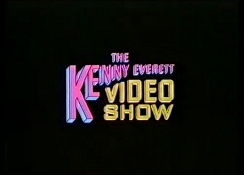 The Kenny Everett Video Show Seasons 1, 2, 3 and 4 + Christmas Specials