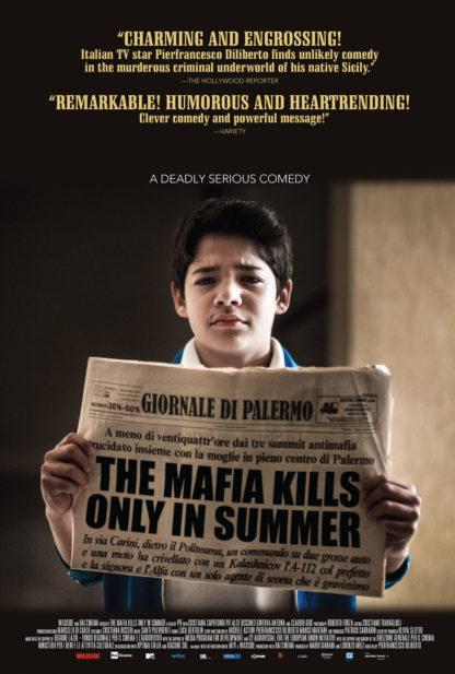 The Mafia Kills Only in Summer 2013 DVD