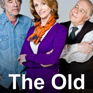 The Old Guys DVD