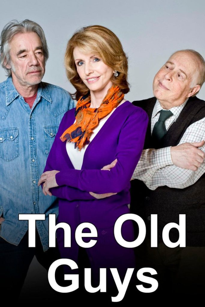 The Old Guys (2009) starring Roger Lloyd Pack Seasons 1 + 2
