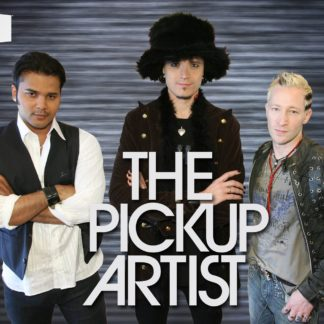 The Pickup Artist Season 2 on DVD