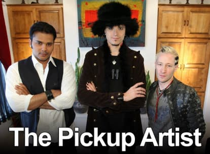 The Pickup Artist Season 1 with Erik von Markovik