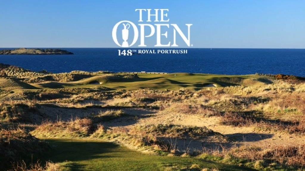 The Road to the Open – At Royal Portrush (2019) on DVD
