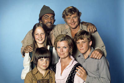 The Swiss Family Robinson (1976) with Chris Wiggins, Helen Hunt