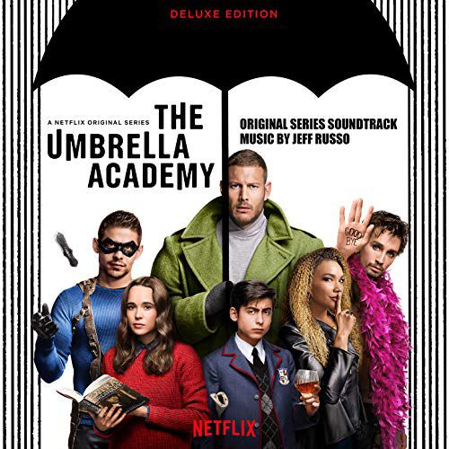 The Umbrella Academy Complete Season 1 on DVD