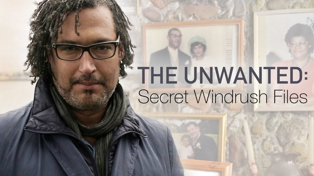 The Unwanted: The Secret Windrush Files (2019) DVD
