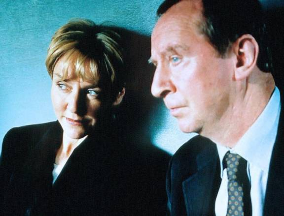 The Whistle-Blower (2001) starring Amanda Burton on DVD