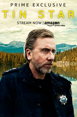 Tin Star Season 1 DVD