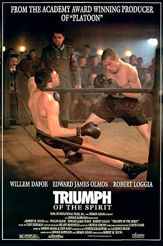 Triumph of the Spirit (1989) Starring Willem Dafoe, Robert Loggia