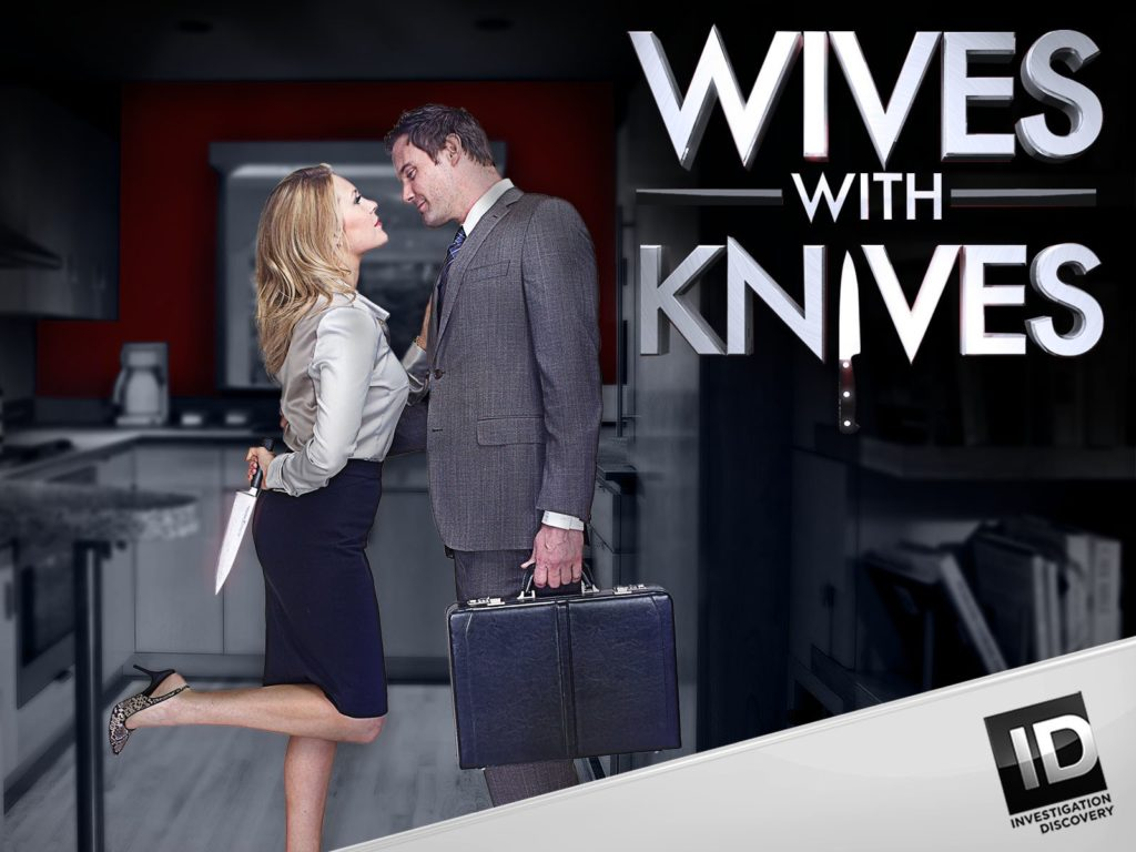 Wives with Knives Season 1 (Crime Documentary) on DVD