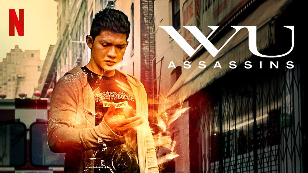 Wu Assassins (2019) Season 1 on DVD