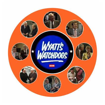 Wyatt's Watchdogs (1988) starring Brian Wilde, Trevor Bannister
