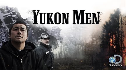 Yukon Men Seasons 1 and 2 on DVD