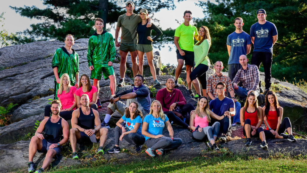 The Amazing Race USA Season 30 (2018) on DVD