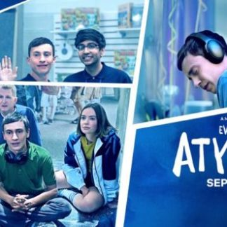 Atypical Season 2 DVD