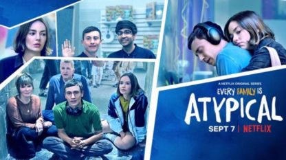 Atypical Season 2 DVD