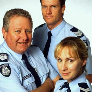Blue Heelers Season on DVD