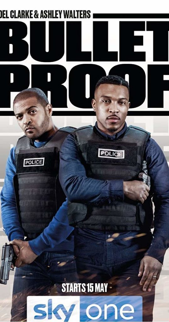 Bulletproof (2018) Complete Series on DVD