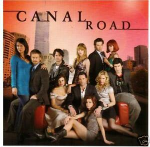 Canal Road Complete Series (2007) Starring Paul Leyden