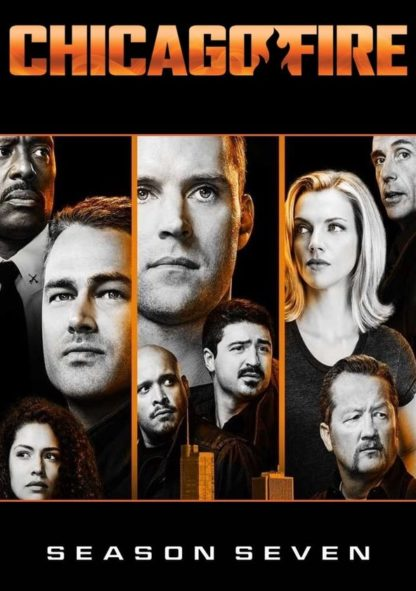 Chicago Fire Season 7 DVD