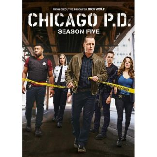 Chicago PD Season 5 DVD