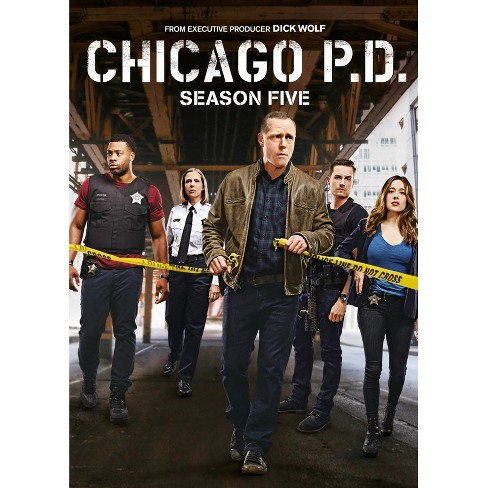 Chicago PD Complete Season 5 (2018) All 22 Episodes