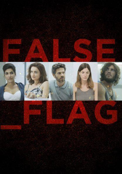 False Flag Season 1 DVD