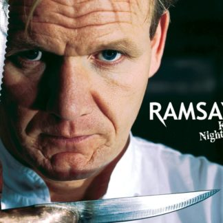 Kitchen Nightmares Seasons 1, 2, 3, 4 and 5 DVD