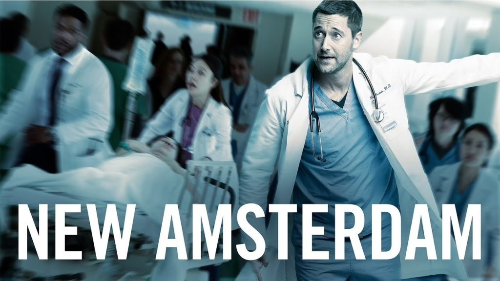 New Amsterdam 2018 (Season 1) with Finale