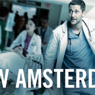New Amsterdam DVD