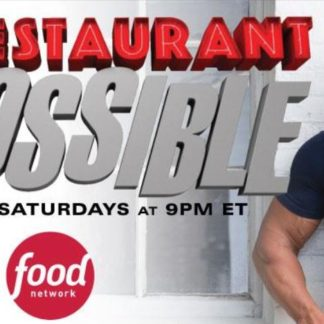 Restaurant Impossible on DVD