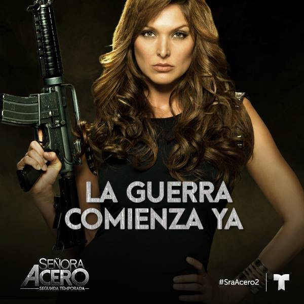 Senora Acero (Lady of Steel) Episodes 1 – 30 with English Subtitles