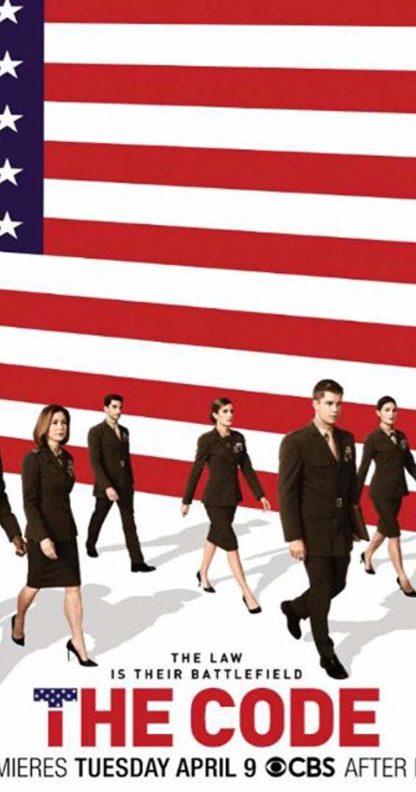 The Code Season 1 DVD