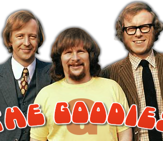 The Goodies Complete Series