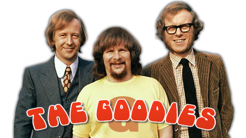 The Goodies Complete 9 Seasons (All 77 Episodes)