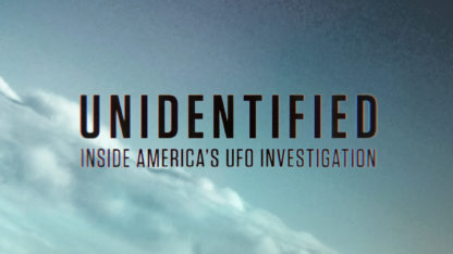 unidentified inside americas ufo investigation DVD