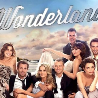 Wonderland Australian DVD