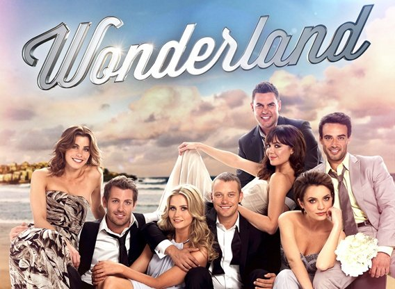Wonderland (Aussie Series) All 44 Episodes on DVD