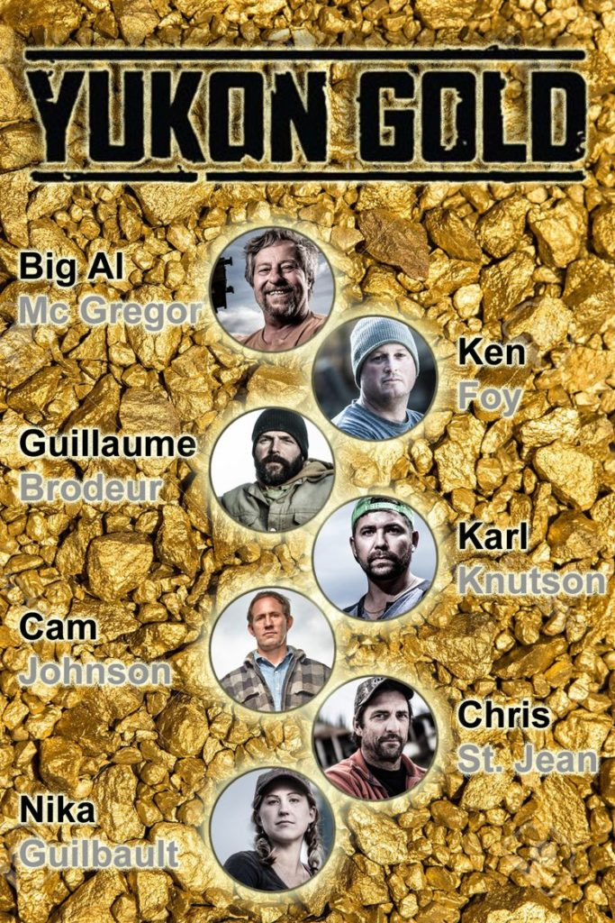 Yukon Gold Season 4 (2016) Complete on DVD