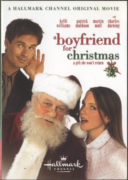 A Boyfriend for Christmas (2004) DVD