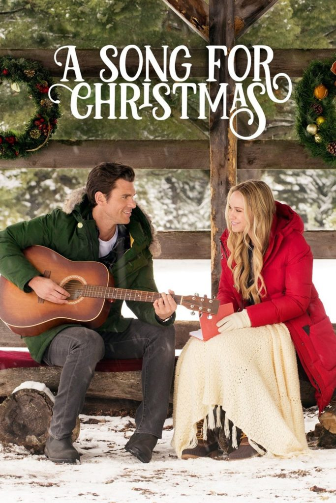 A Song for Christmas (2017) with Becca Tobin, Kevin McGarry