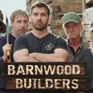 Barnwood Builders Season 8 DVD