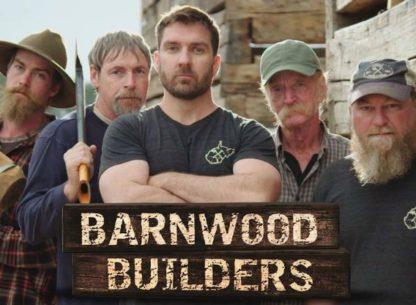 Barnwood Builders Season 8 DVD