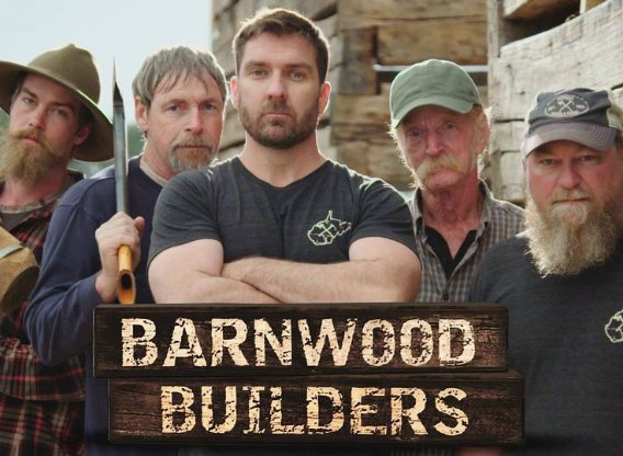 Barnwood Builders Season 8 + Specials (2019) on DVD
