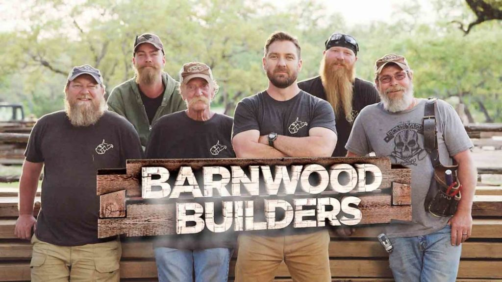 Barnwood Builders Seasons 4 and 5 on DVD